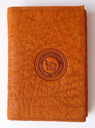 Peněženka z hovězí kůže Elephant malá